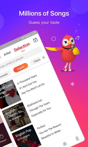 WeSing - Sing Karaoke & Free Videoke Recorder screenshot 2