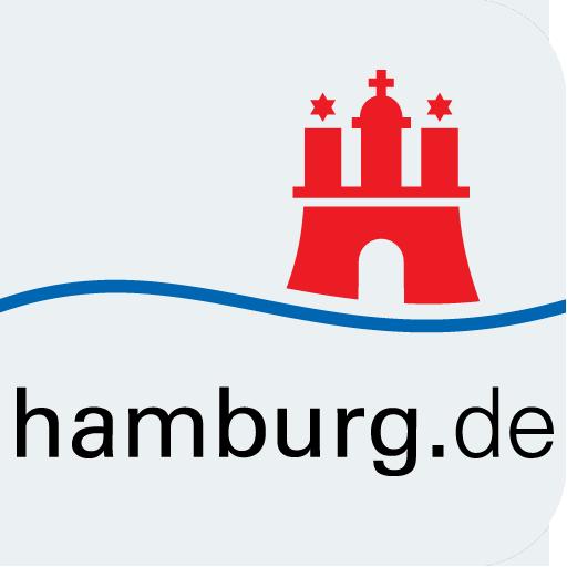 Hamburg App आइकन