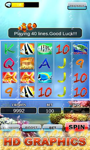 Slot Machine: Fish Slots screenshot 3
