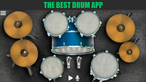 Drum Solo HD  -  The best drumming game 1 تصوير الشاشة