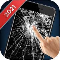 Cracked Screen Prank on 9Apps