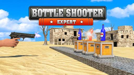 Bottle 3D Shooting Expert screenshot 1
