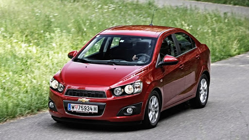 Chevrolet New Aveo Sonic T300 screenshot 1