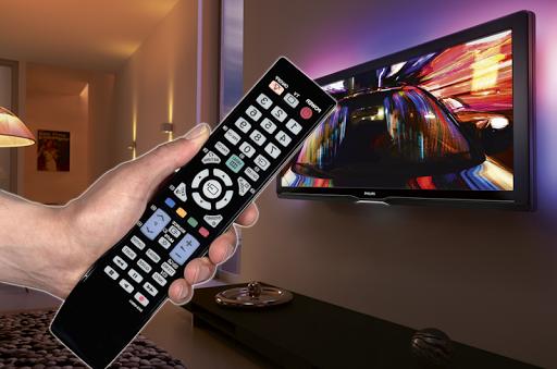 TV screen controller screenshot 2
