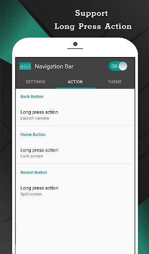 Navigation Bar (Back, Home, Recent Button) screenshot 4