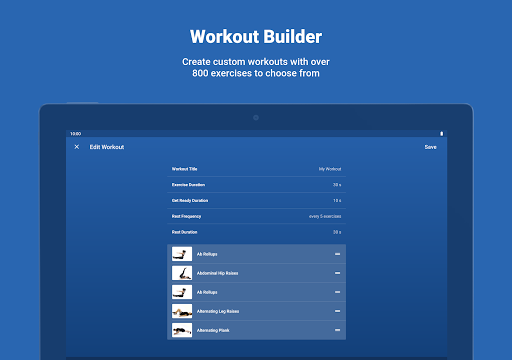 Fitify: Workout Routines & Training Plans screenshot 15