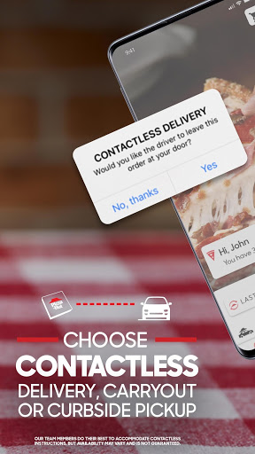 Pizza Hut - Food Delivery & Takeout 5 تصوير الشاشة