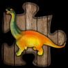 Dino Puzzle أيقونة