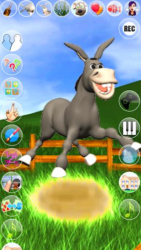 Говоря Дональд Donkey скриншот 8