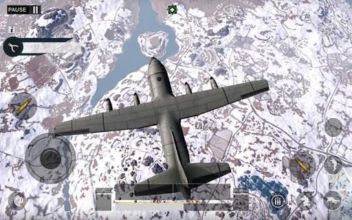 Winter Strike Free Firing Battle Royale screenshot 2