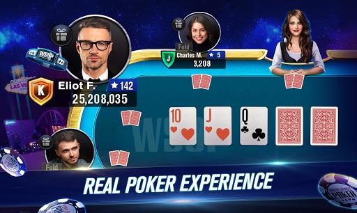 World Series of Poker WSOP Pokeren Gratis screenshot 2