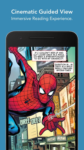Comics 2 تصوير الشاشة