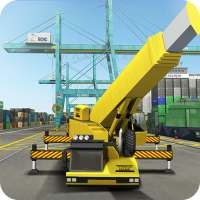 Ship Sim Crane and Truck on APKTom
