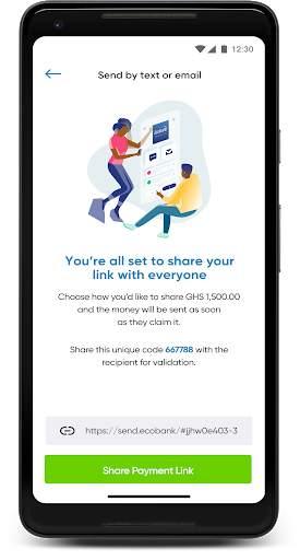Ecobank Mobile App screenshot 5