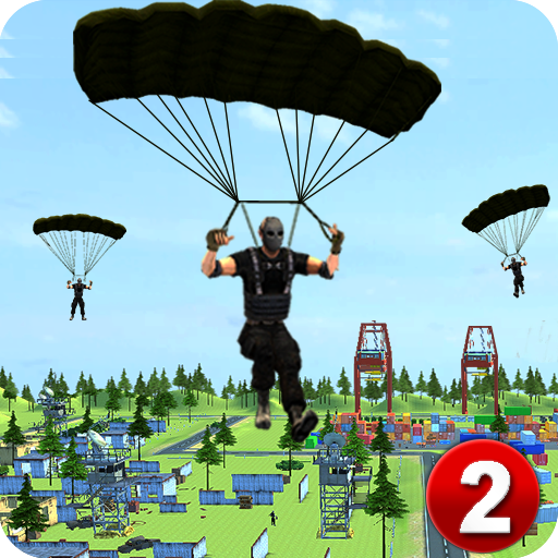 Survival Free Fire Battlegrounds: FPS Shooting 3D icon