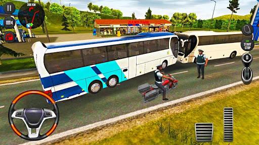 محاكاة سباق حافلات الركاب 2020: ألعاب حافلة جديدة 6 تصوير الشاشة
