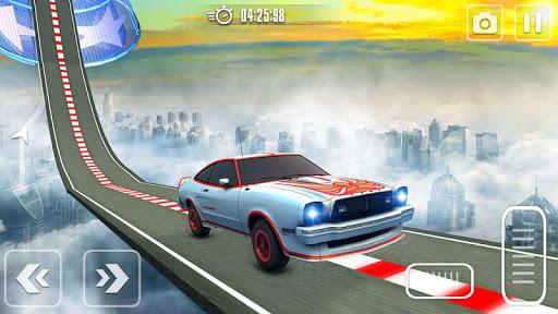 Impossible Race Tracks: Car Stunt Games 3d 2020 screenshot 4