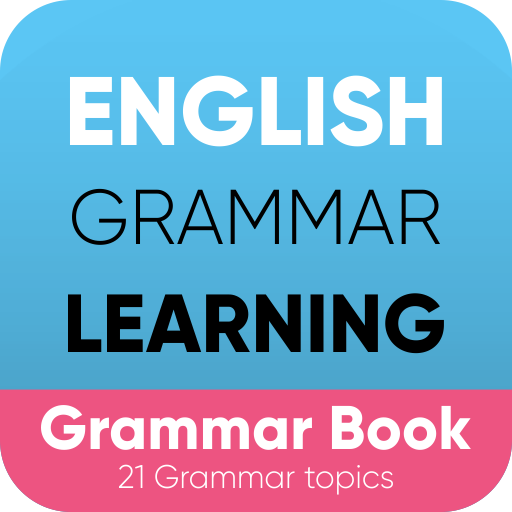 English Grammar Learning Free Offline Grammar Book أيقونة