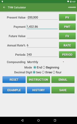 Financial Calculators screenshot 10
