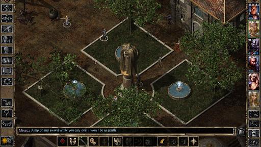 Baldur's Gate II screenshot 5