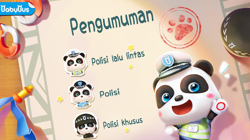 Polisi Panda screenshot 1