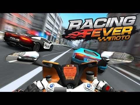 Racing Fever: Moto screenshot 2