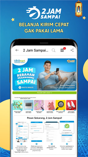 Blibli - Online Mall screenshot 3