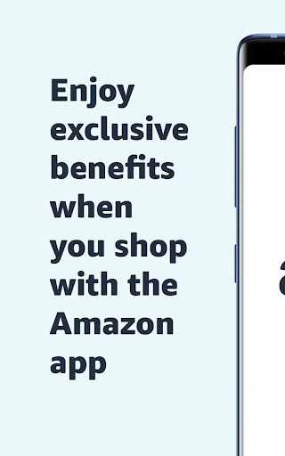 Amazon Shopping - Search, Find, Ship, and Save скриншот 1