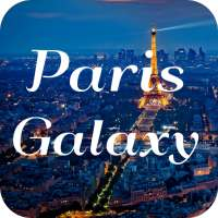 Paris Galaxy Font for FlipFont , Cool Fonts Text on 9Apps