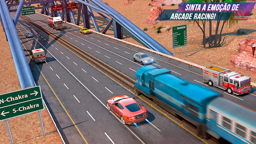 nova estrada de corrida: jogos de carros 2020 screenshot 8