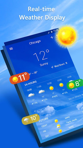 Weather Forecast App screenshot 2