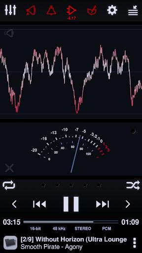 Neutron Music Player (Eval) screenshot 2