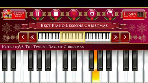 Best Piano Lessons Christmas screenshot 15