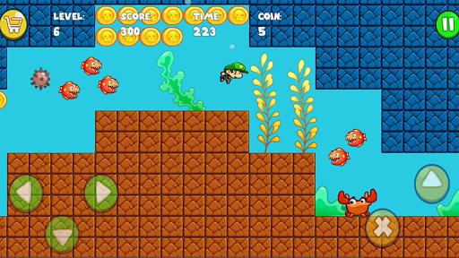 Super Bob's World : Free Run Game 2 تصوير الشاشة