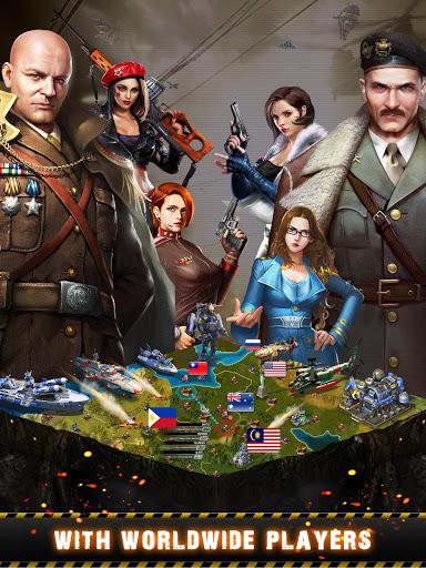 Glory of War - Mobile Rivals screenshot 14