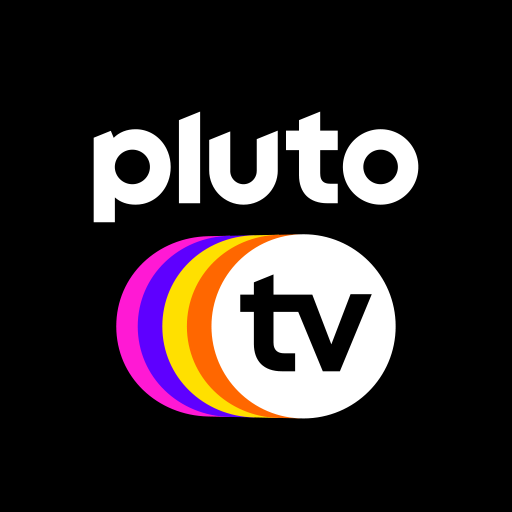 Pluto TV: TV for the Internet أيقونة