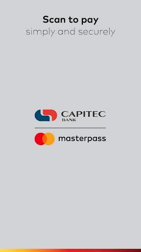 Capitec Masterpass 2 تصوير الشاشة