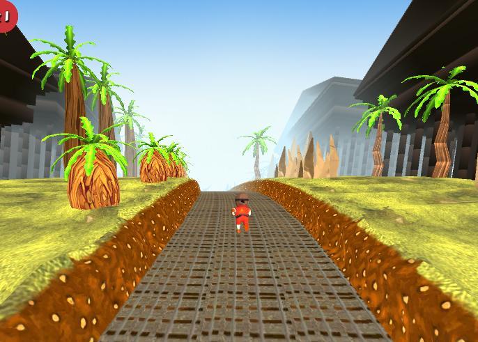 Jungle World Temple Run 1 تصوير الشاشة