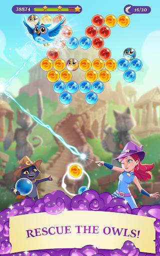 Bubble Witch 3 Saga 17 تصوير الشاشة