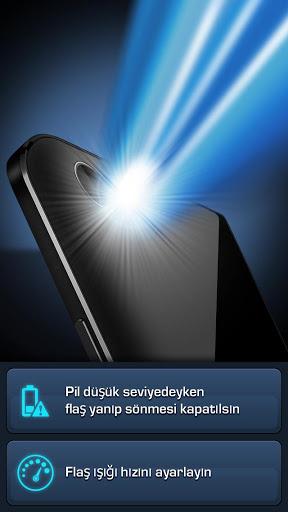 Flaş LED'i - Çağrı, SMS'e screenshot 4