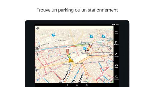 Yandex.Navi - Île-de-France screenshot 13