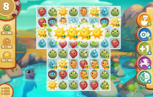 Farm Heroes Saga 22 تصوير الشاشة
