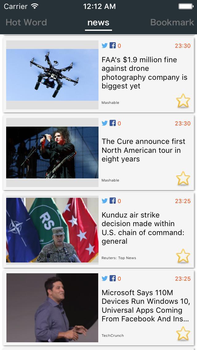 Get Trend News - Read world breaking hot news screenshot 3