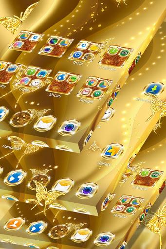 قاذفة ذهبية 5 تصوير الشاشة