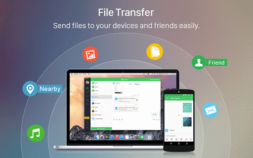 AirDroid: Remote access & File screenshot 10