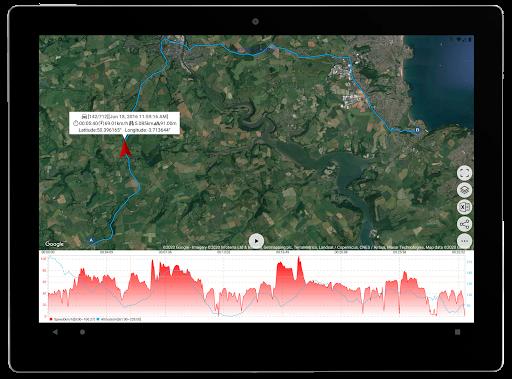 Digital Dashboard GPS screenshot 13