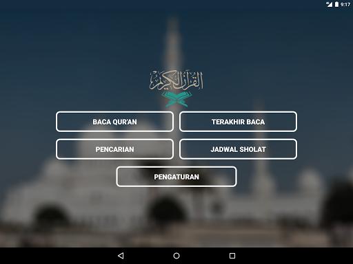 Al Quran Indonesia 9 تصوير الشاشة