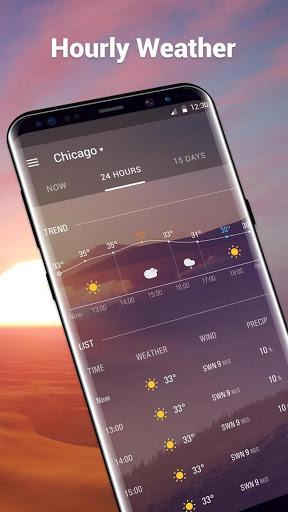 Amber Weather&Radar Free screenshot 3