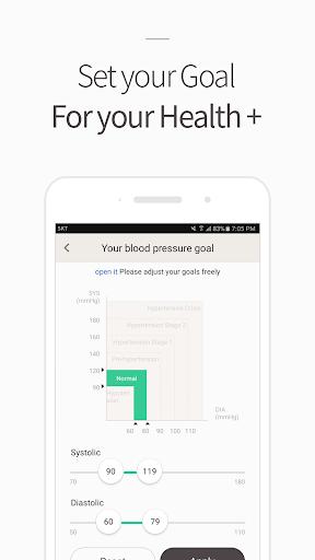 Blood Pressure(BP) Diary screenshot 5