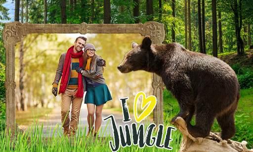 Jungle Photo Frames screenshot 3